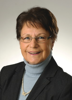 Ein besonderer Ehrentag für Ursula Hörger