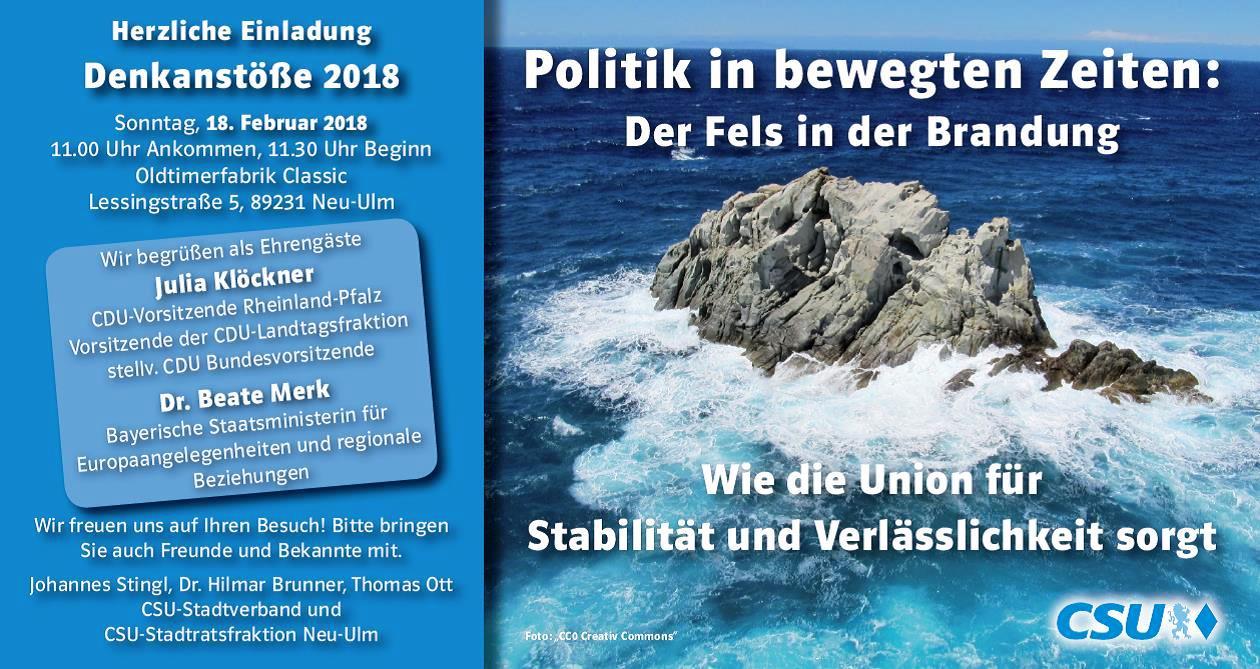 Wer in Berlin vor der Verantwortung kneift, der kann sich in München nicht zur Wahl stellen.