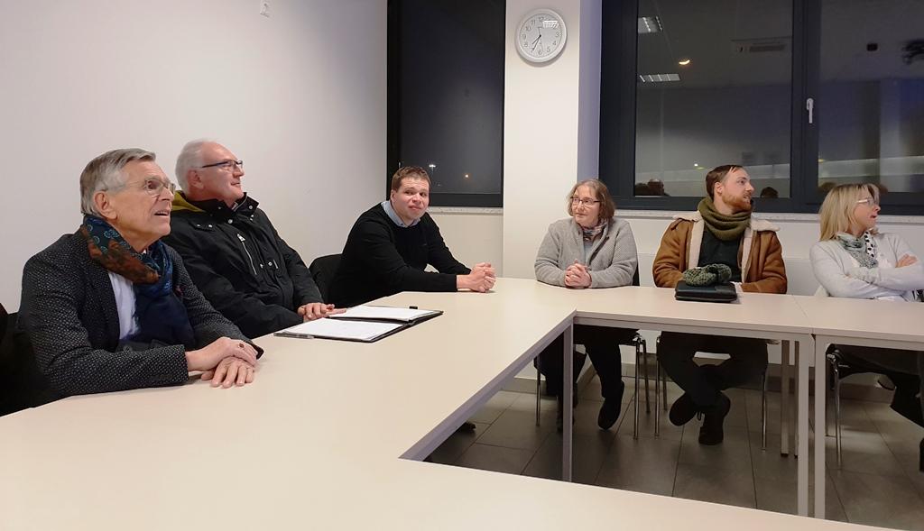 CSU-Fraktion zu Besuch beim Familienunternehmen Honold