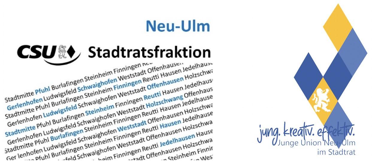 Antrag – Städtebaurechtliche Zulässigkeit von Vergnügungsstätten in Neu-Ulm