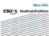 Antrag – Weitere Zuständigkeiten für die Große Kreisstadt Neu-Ulm