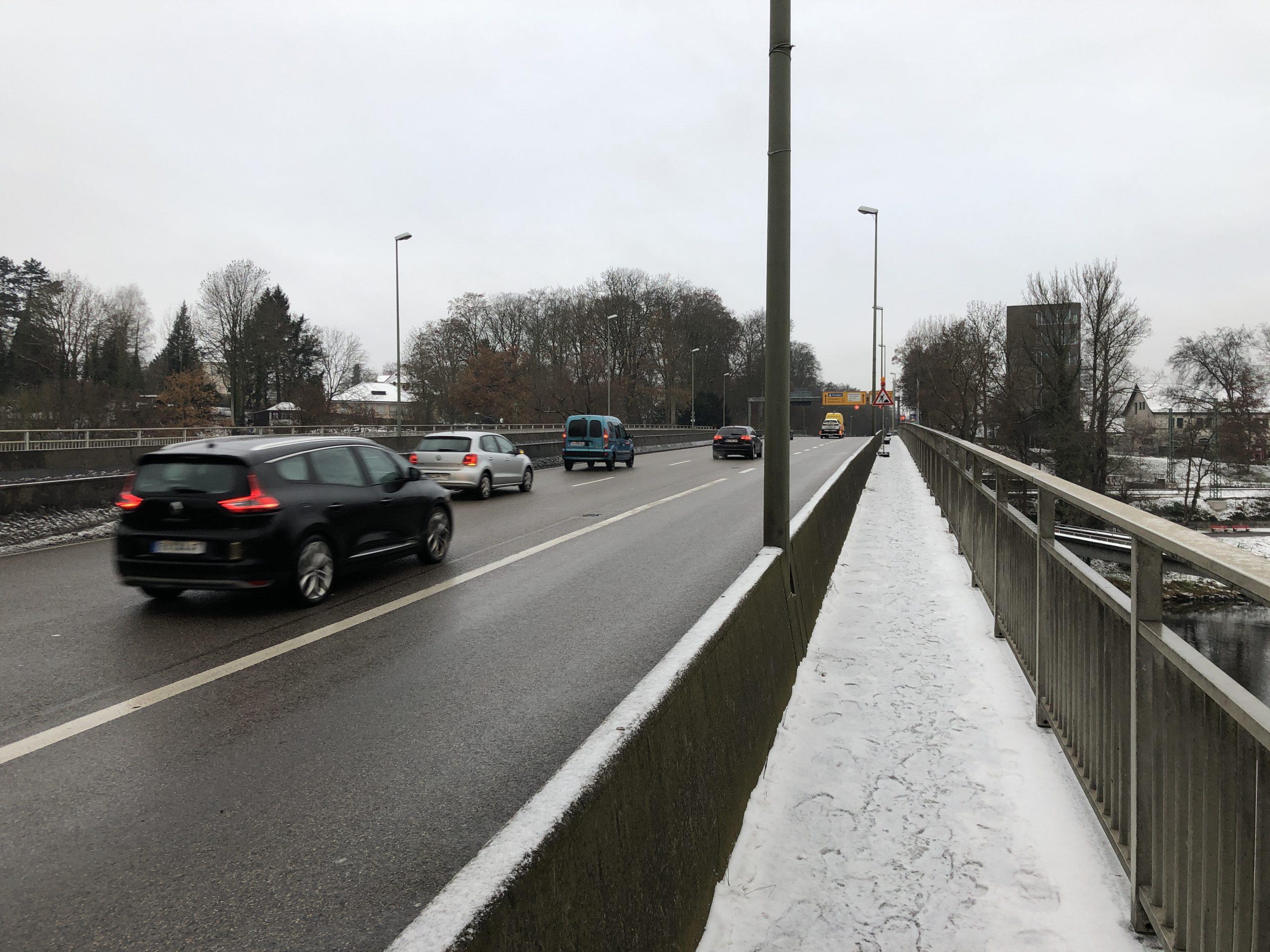 Gemeinsame Pressemitteilung zum Ausbau der Adenauer Brücke