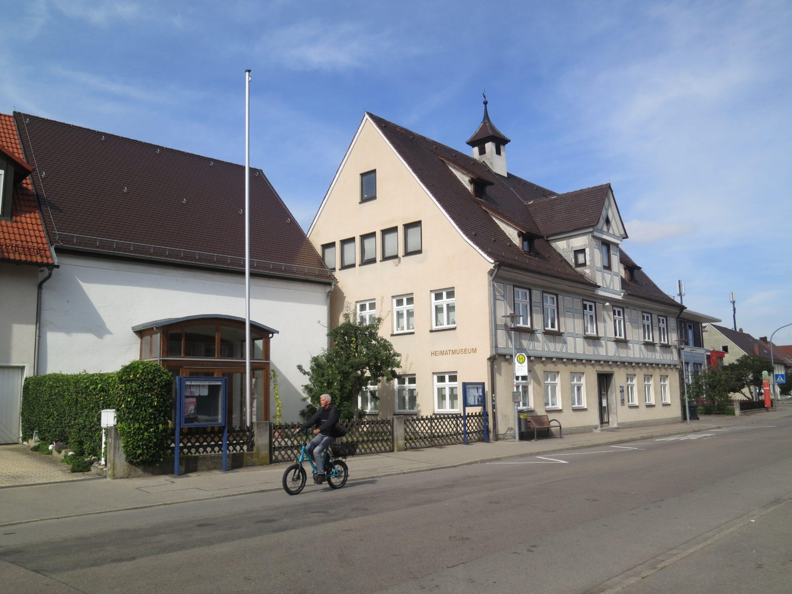 Antrag – Sanierung Altes Rathaus mit Museumsstadel in Pfuhl