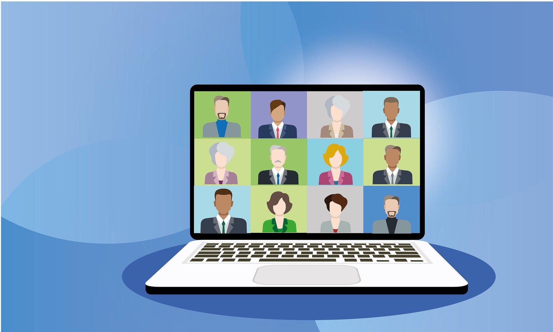 Stadtratssitungen – Hybridsitzungen und Live-Stream