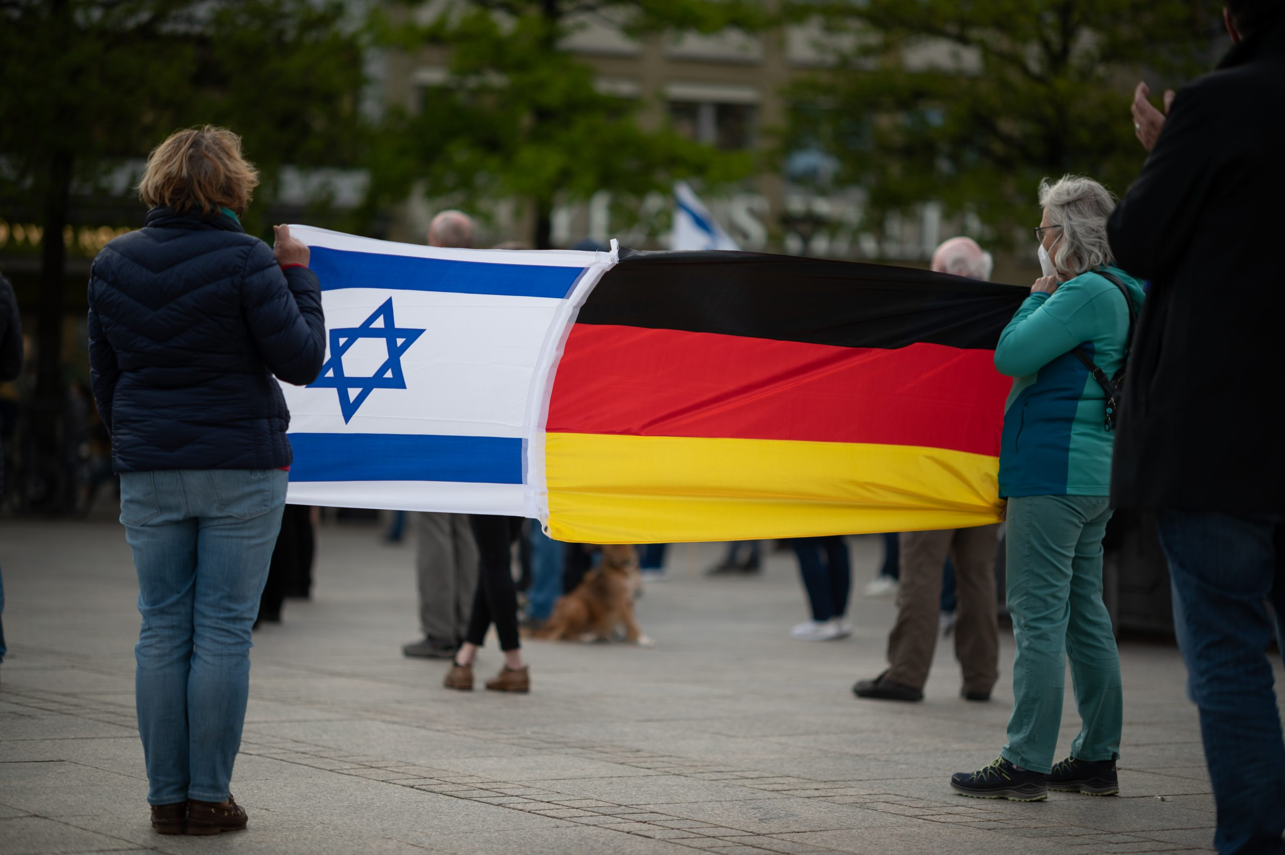 Zeichen setzen gegen Antisemitismus